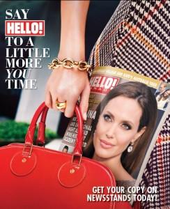 Hello Ad Campaign - print