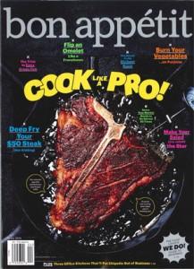 Bon-Appetit Food Magazine